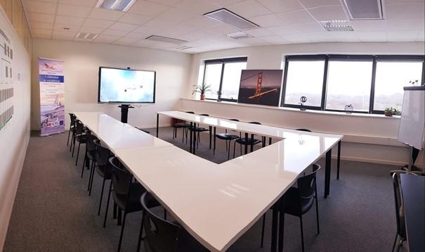 Locaux AAS Formation : salle de formation 1