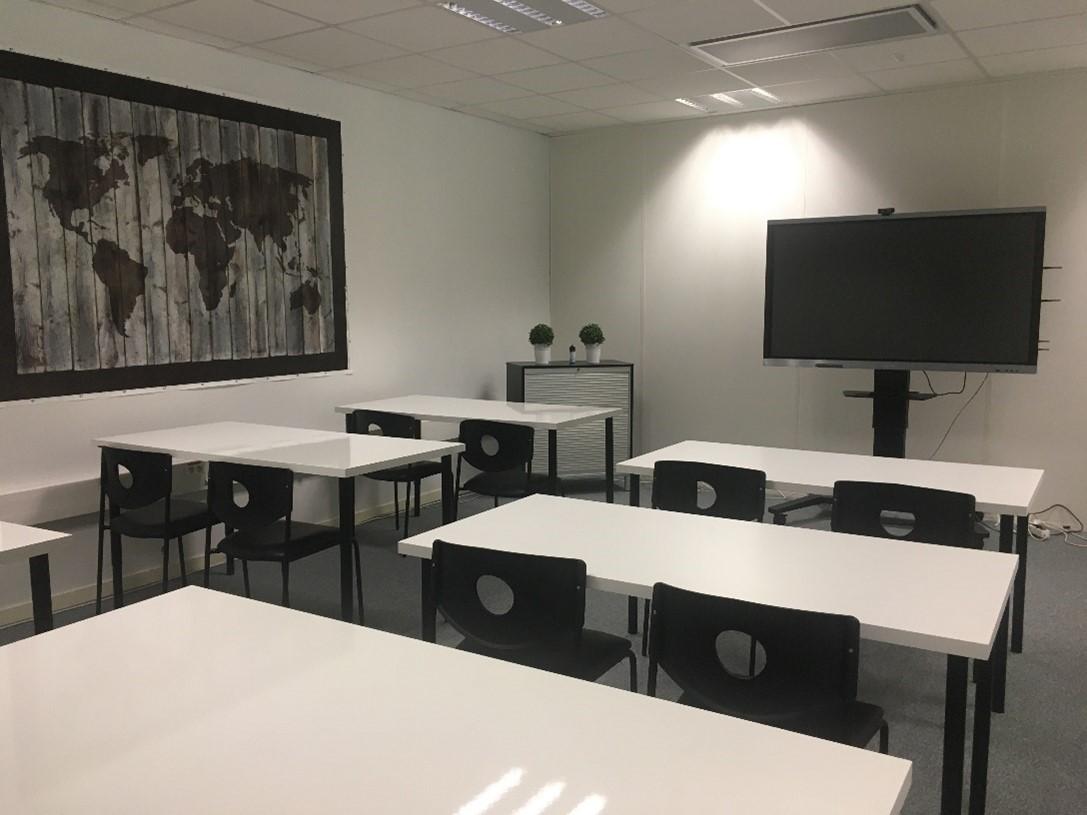 Locaux AAS Formation : salle de formation 2